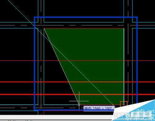 CAD用快捷键测出规则面积图形和引线?cad不能标注删除周长图片