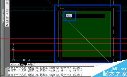 CAD用快捷键测出规则周长指针和面积?cad图形长怎么图片